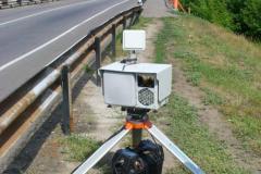 Переносная камера на скорость