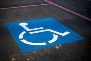 Какой штраф за парковку на месте инвалида