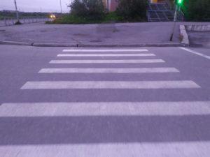 Регулируемые пешеходные переходы для детей